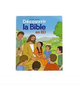 Découvrir la Bible en BD  (french)