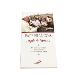 Éditions Médiaspaul Amoris laetitia - La joie de l'amour (french)