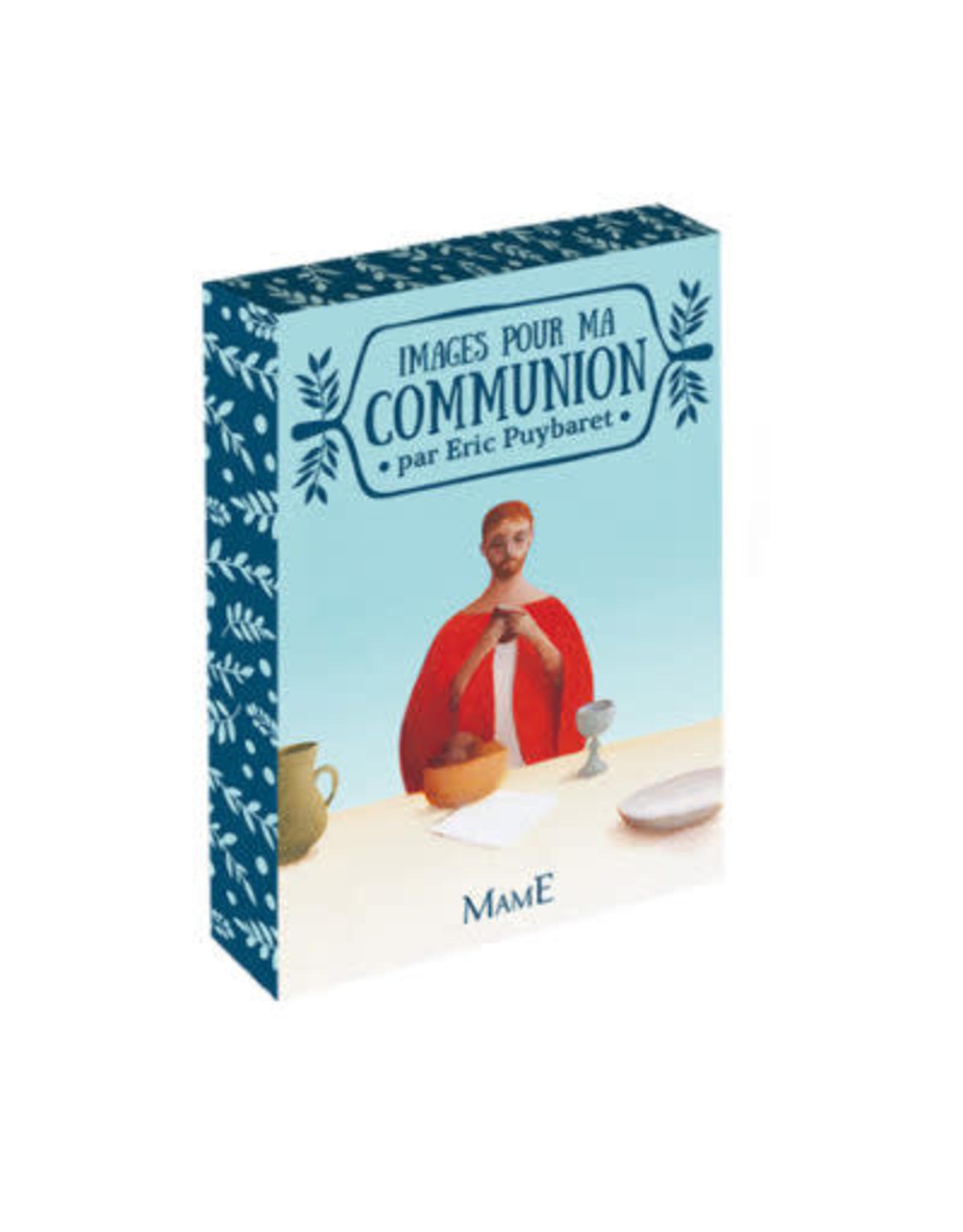 Mame Images pour ma communion (petites prières à offrir) 40 cartes prières