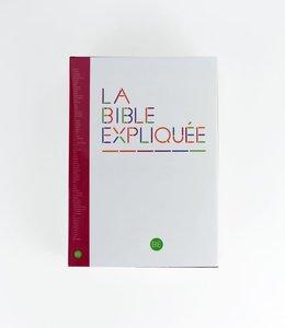 Société Biblique / Bible Society La Bible expliquée (french)