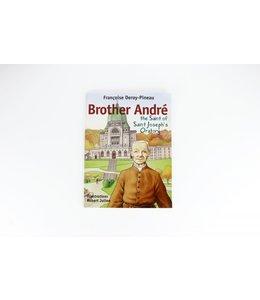 Éditions Médiaspaul Brother André, the saint of Saint Joseph's Oratory (illustrated book) (anglais)
