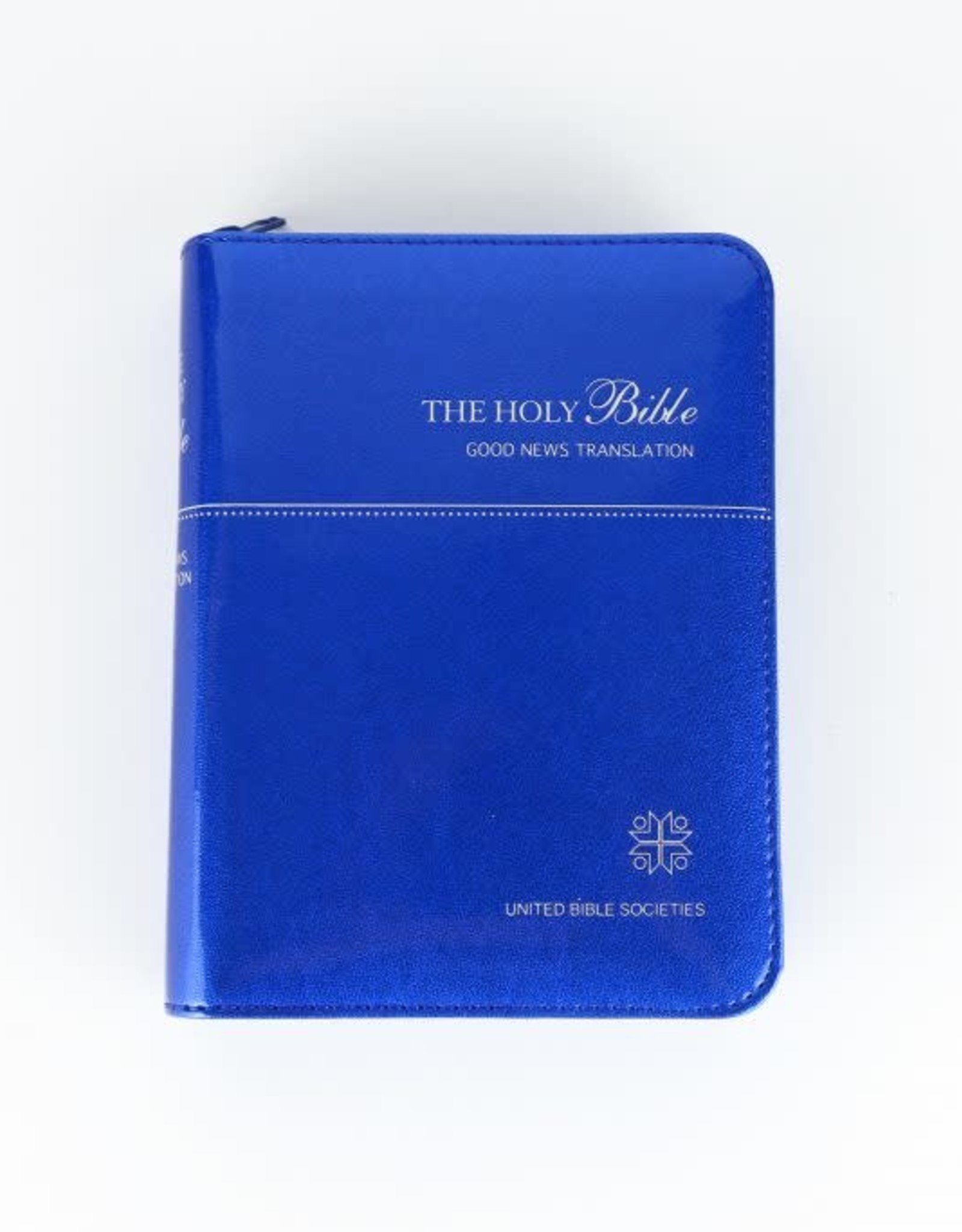 Société Biblique / Bible Society Holy Bible Good News Translation bleu (anglais)