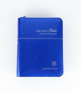 Société Biblique / Bible Society Holy Bible Good News Translation bleu (anglais)