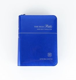 Société Biblique / Bible Society Holy Bible (blue cover)  Good News Translation