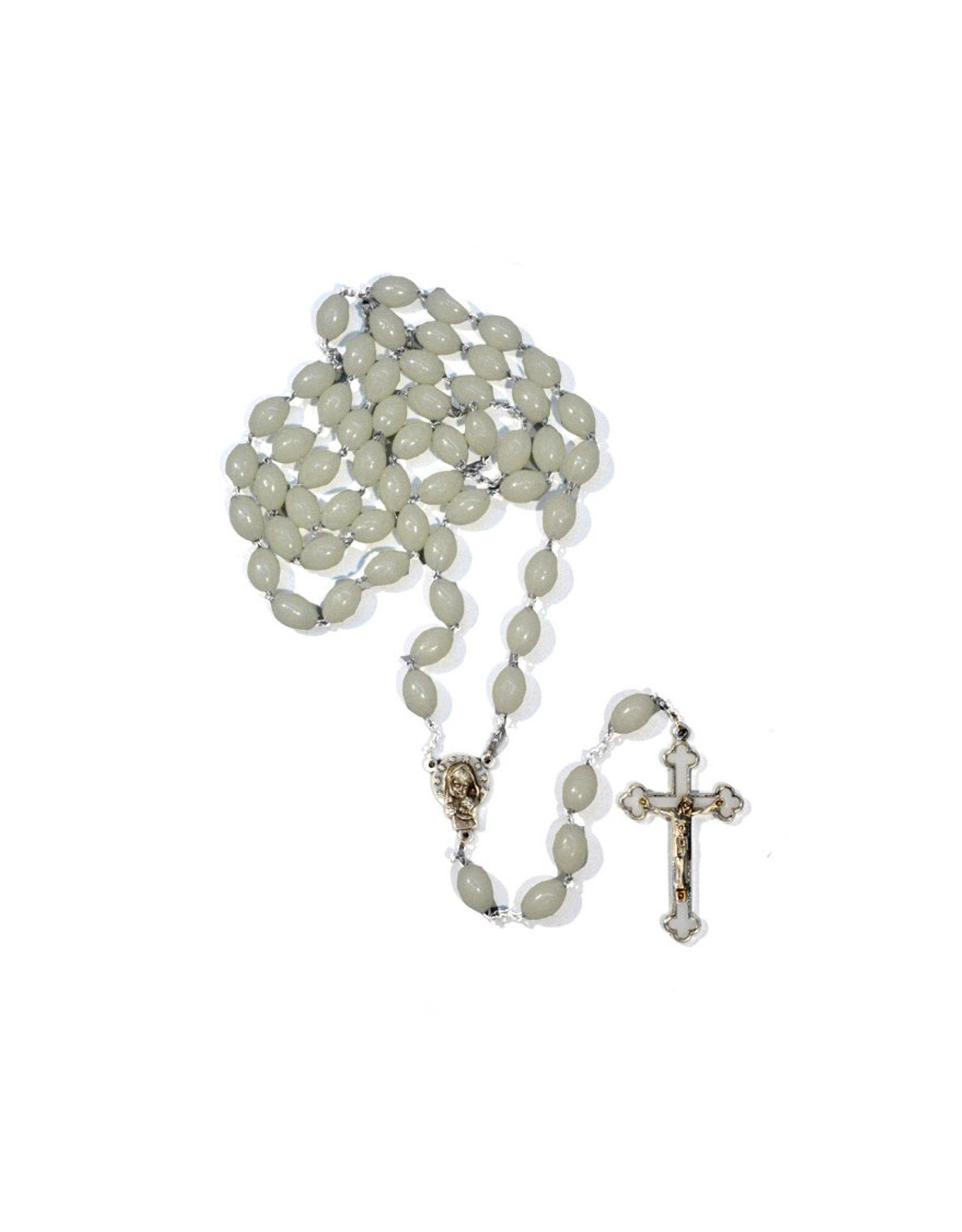 Phosphorescent rosary