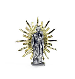 Saint Joseph of the Crypt Statue (7.5cm)