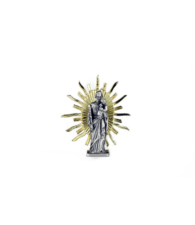 Saint Joseph of the Crypt Statue (7.5cm)