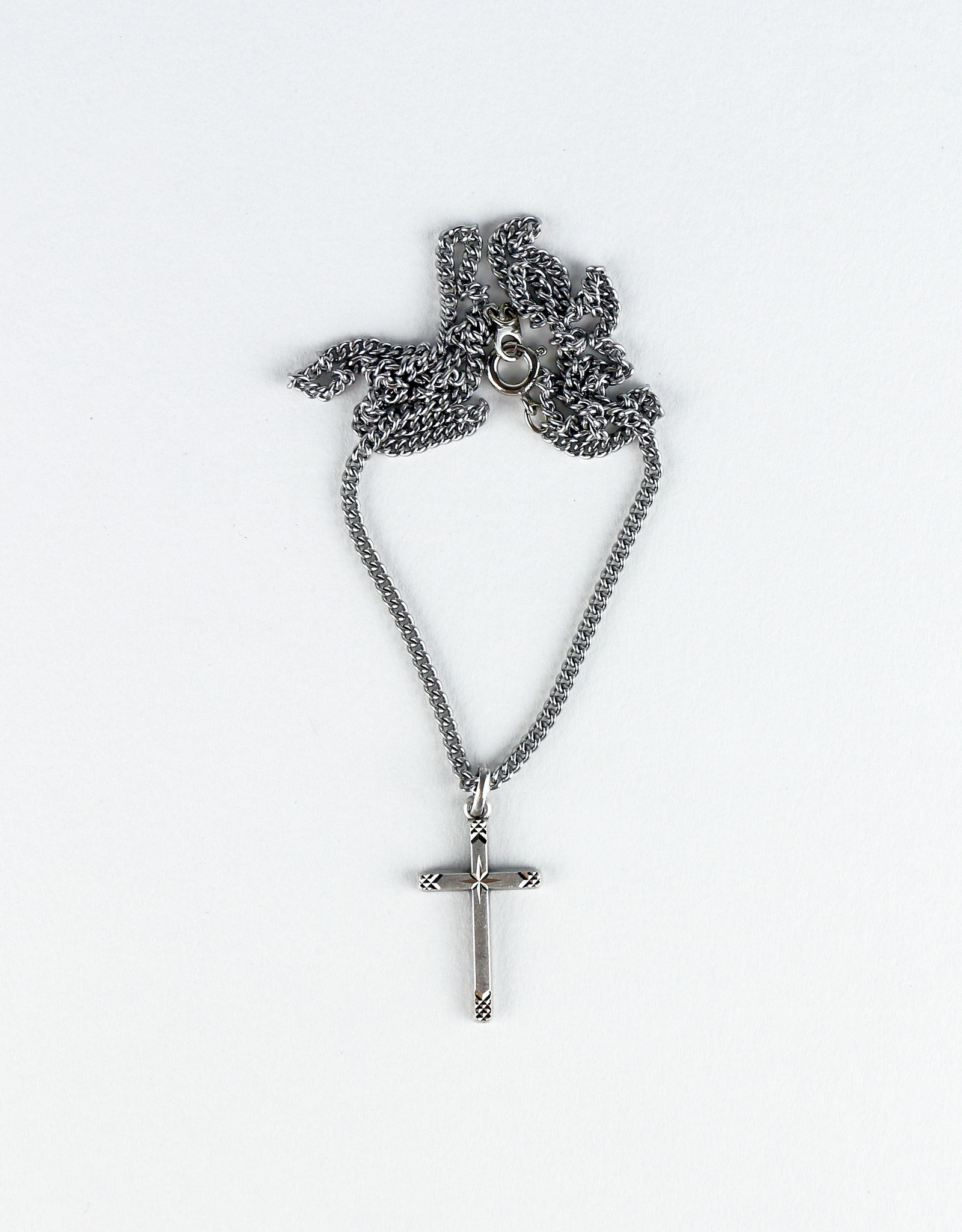 Starred Cross and chain