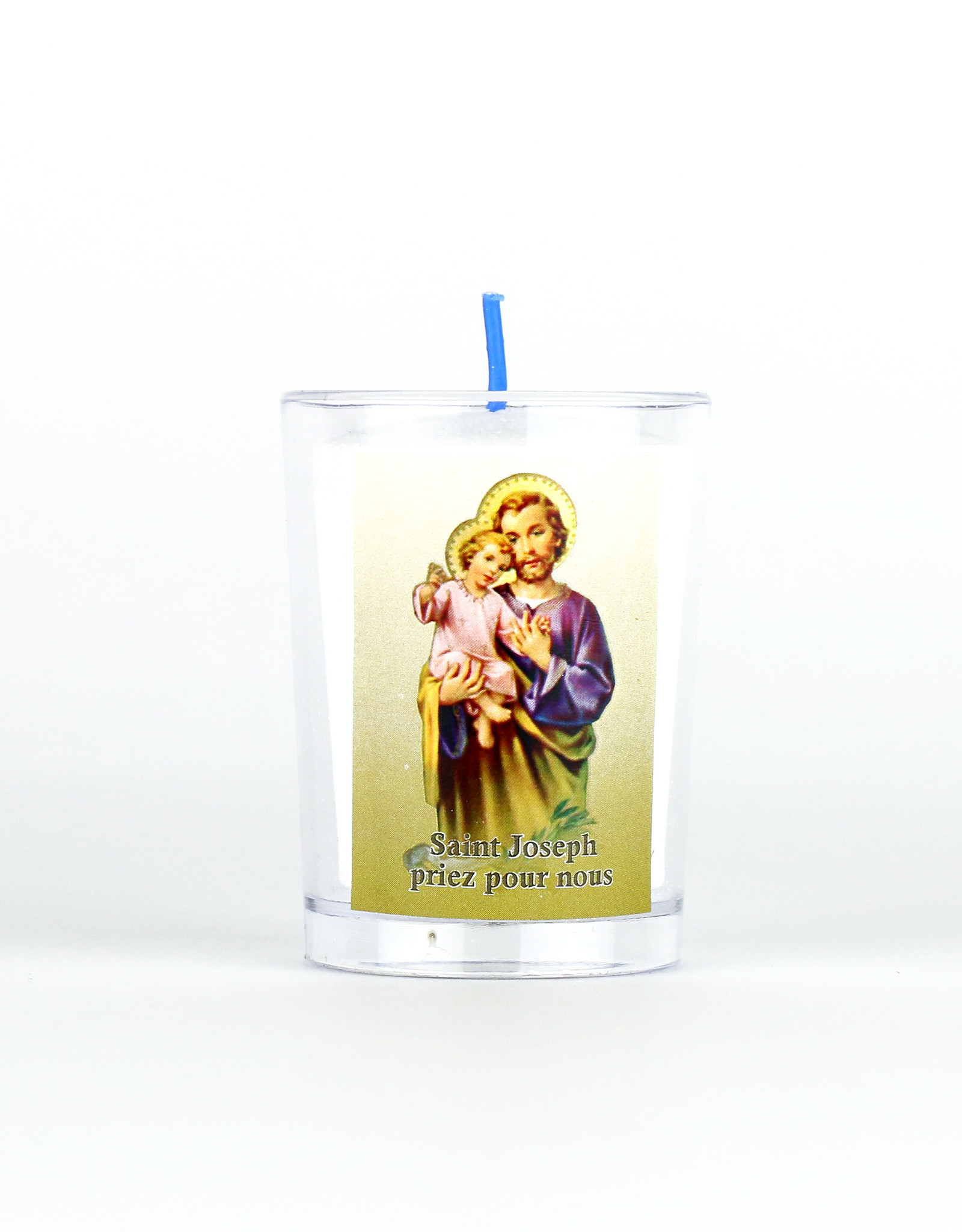 Chandelles Tradition / Tradition Candles Lampion de saint Joseph