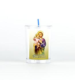 Chandelles Tradition / Tradition Candles Lampion de saint Joseph