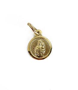 Medal of Saint Joseph. 10K gold