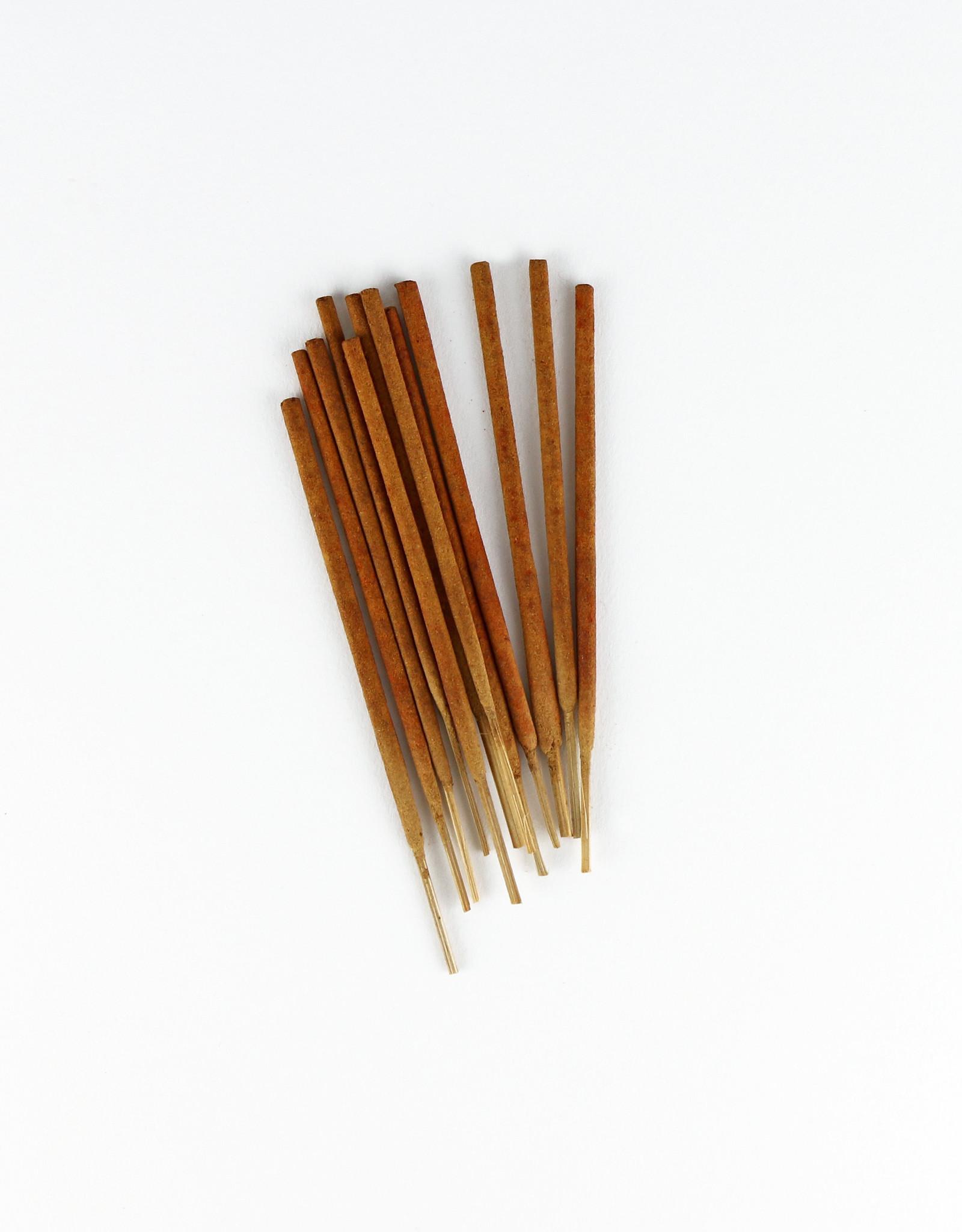 Encens en bâton Myrrhe  (12 pcs)