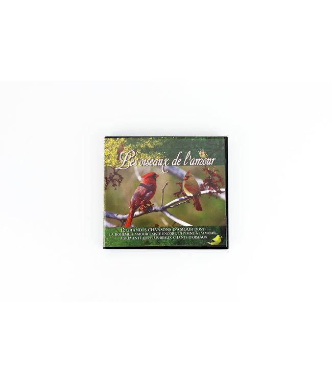 Gil Collin Les oiseaux de l'amour (CD)