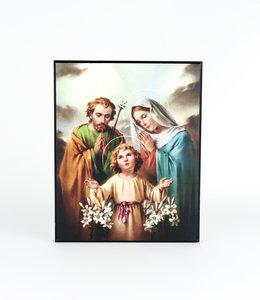 Icône sainte Famille