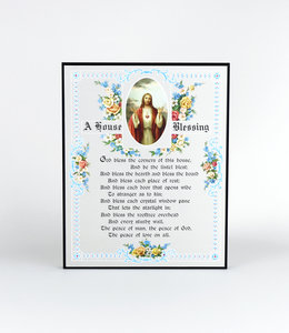 House Blessing Plaque
