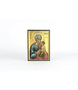 Icon of Saint Joseph and the Christ Child