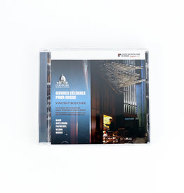 Société Métropolitaine du Disque Œuvres célèbres pour orgue (CD)