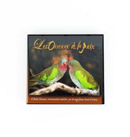 Gil Collin Lovebird. Les oiseaux de la paix ( CD )
