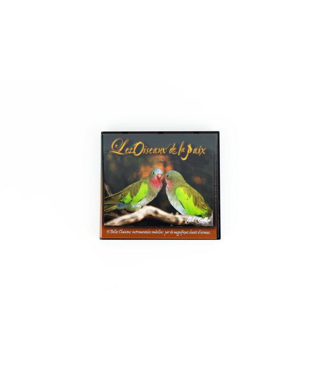 Gil Collin Les oiseaux de la Paix (CD)