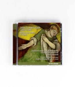 Messes pour choeurs et orgues (CD)