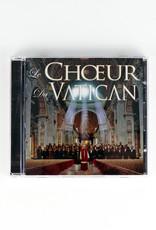 Le Chœur du Vatican CD - Œuvres diverses et chants de Noël