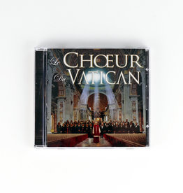 Vatican Choir - Œuvres diverses et chants de Noël (CD)