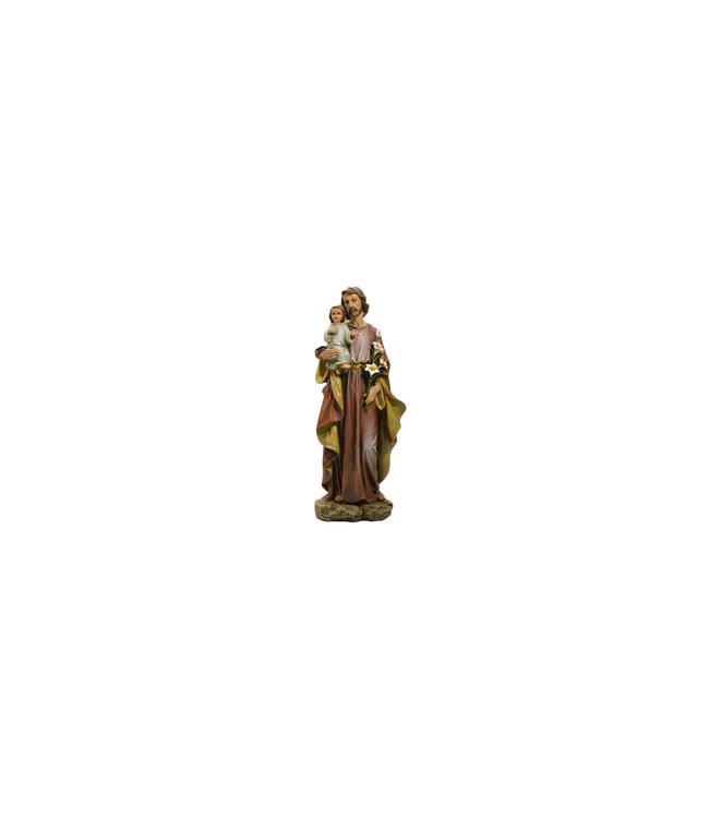 Joseph's Studio / Roman Saint Joseph and Christ Child statue (25cm)
