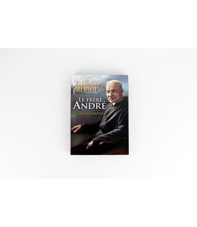 Le frère André : la canonisation (2 DVD)