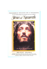Jésus de Nazareth, 1977, DVD
