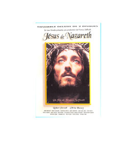 Jésus de Nazareth, 1977, DVD (french only)