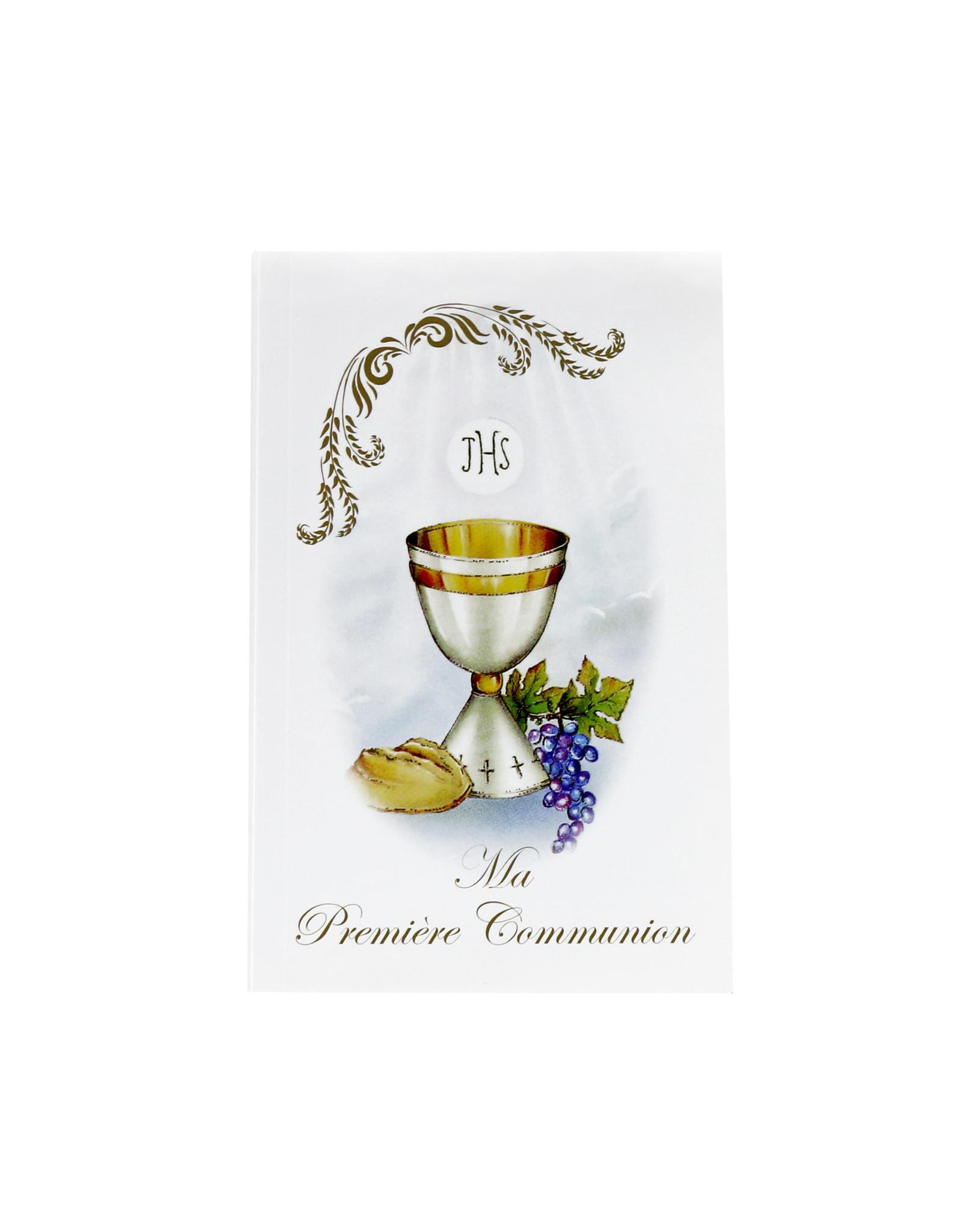 Livret Ma première Communion