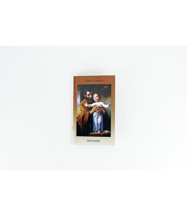 Neuvaine à saint Joseph (french)