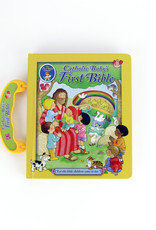 Catholic baby's first Bible, A Carry Along Book