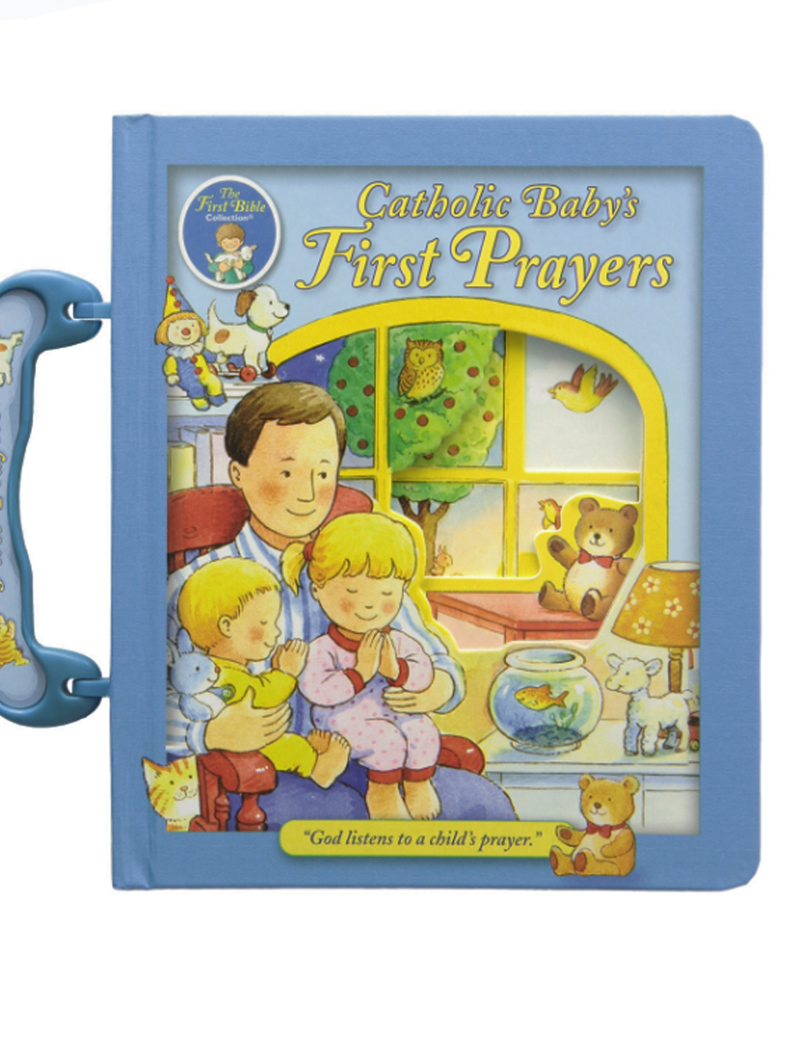 Catholic Baby's First Prayers (anglais)