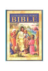 Illustrated Catholic Children's Bible (anglais)