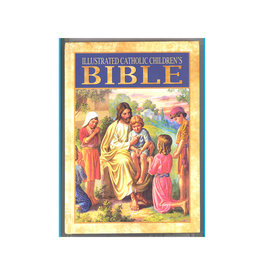 Illustrated Catholic Children's Bible (anglais)