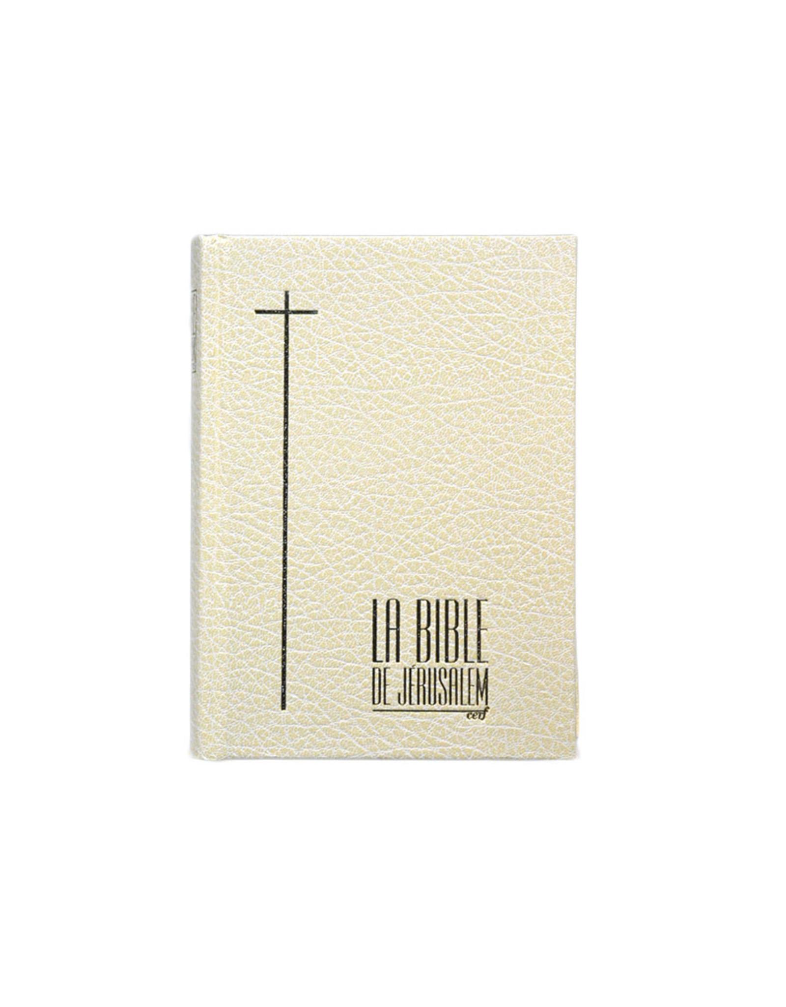 Éditions Médiaspaul La Bible de Jérusalem (french)