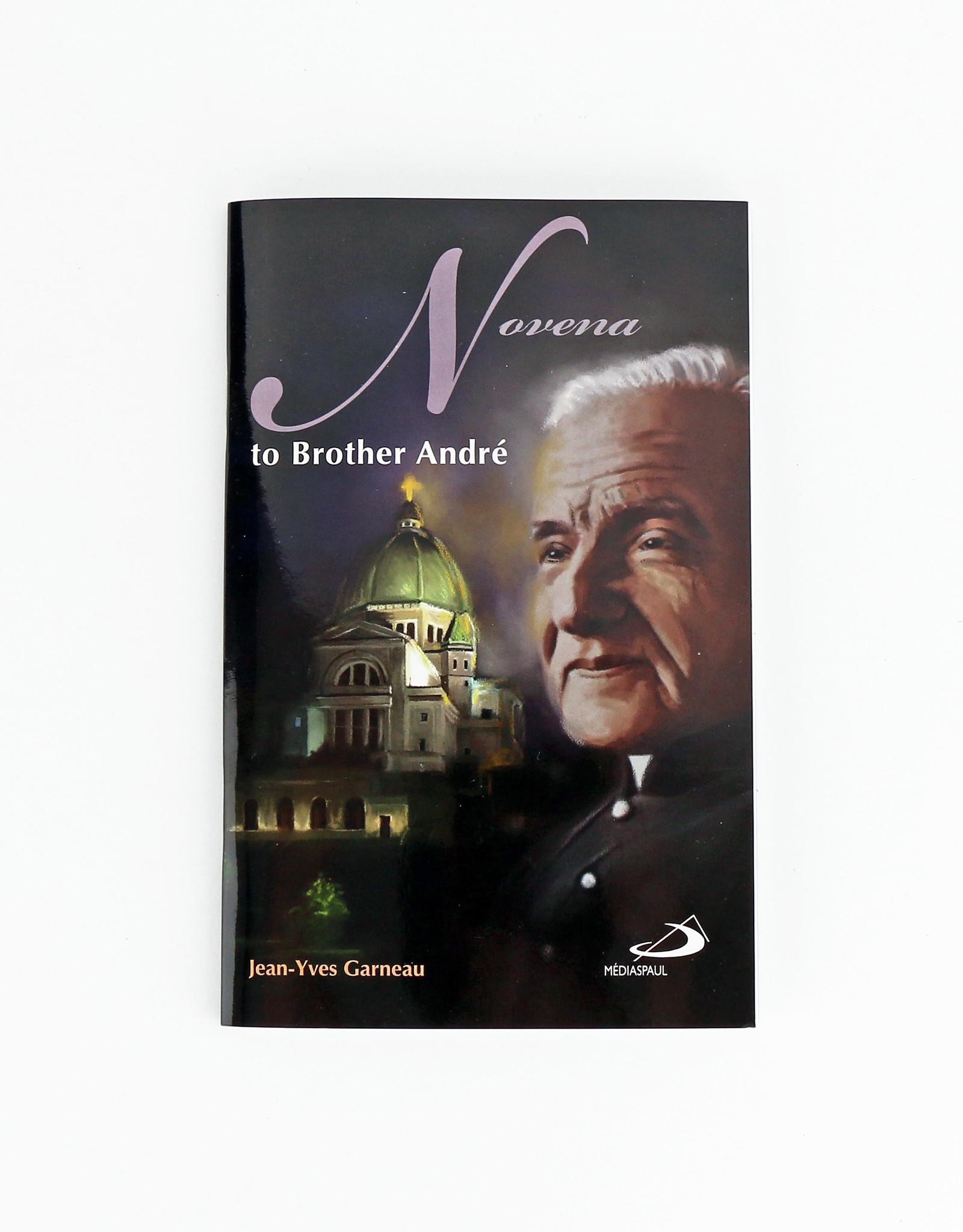 Éditions Médiaspaul Novena to Brother André