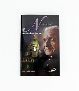 Éditions Médiaspaul Novena to Brother André (anglais)