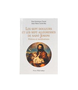 Pierre Téqui Éditeur Les sept douleurs et les sept allégresses de saint Joseph (french)