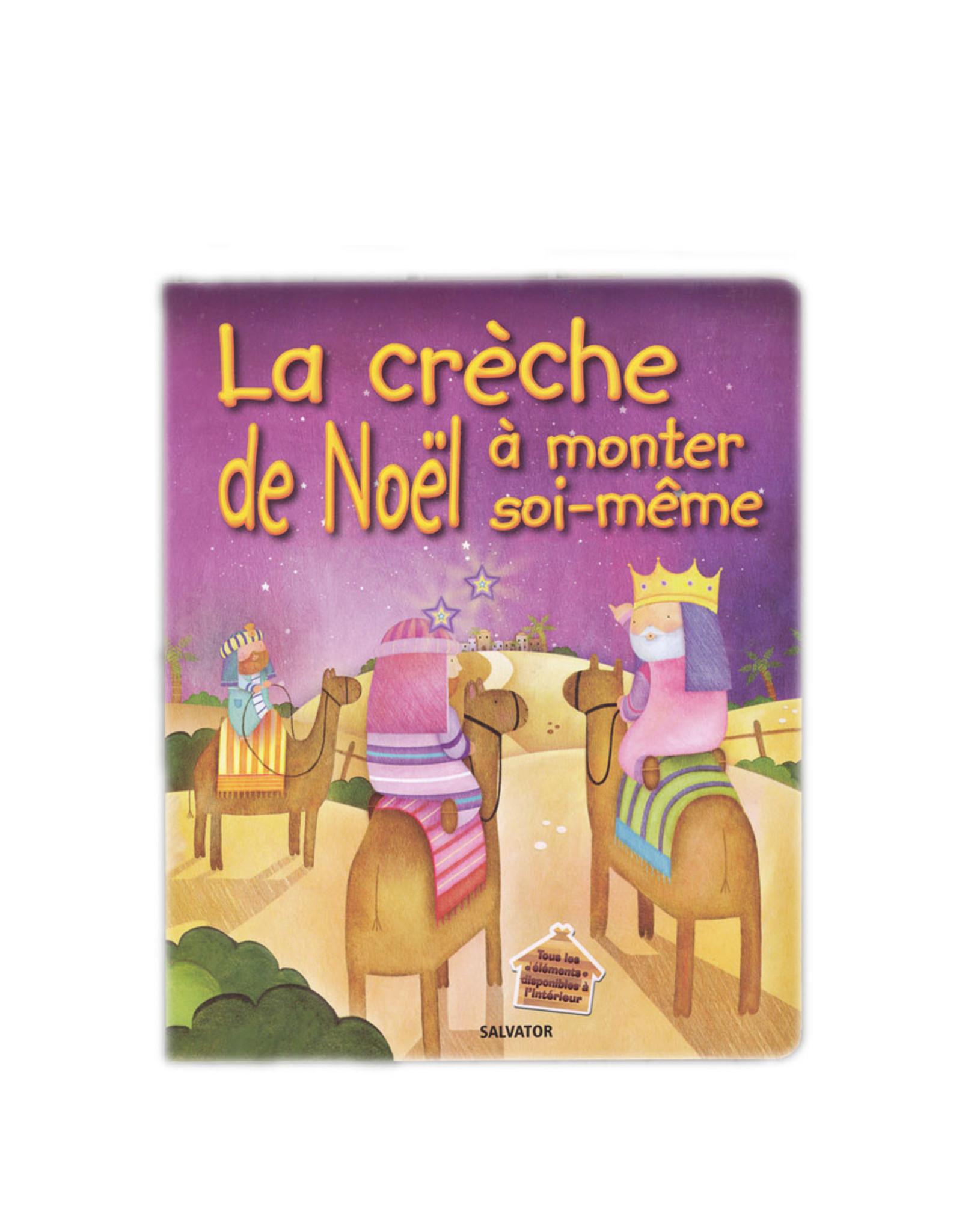 La crèche de Noël à monter soi-même (french)