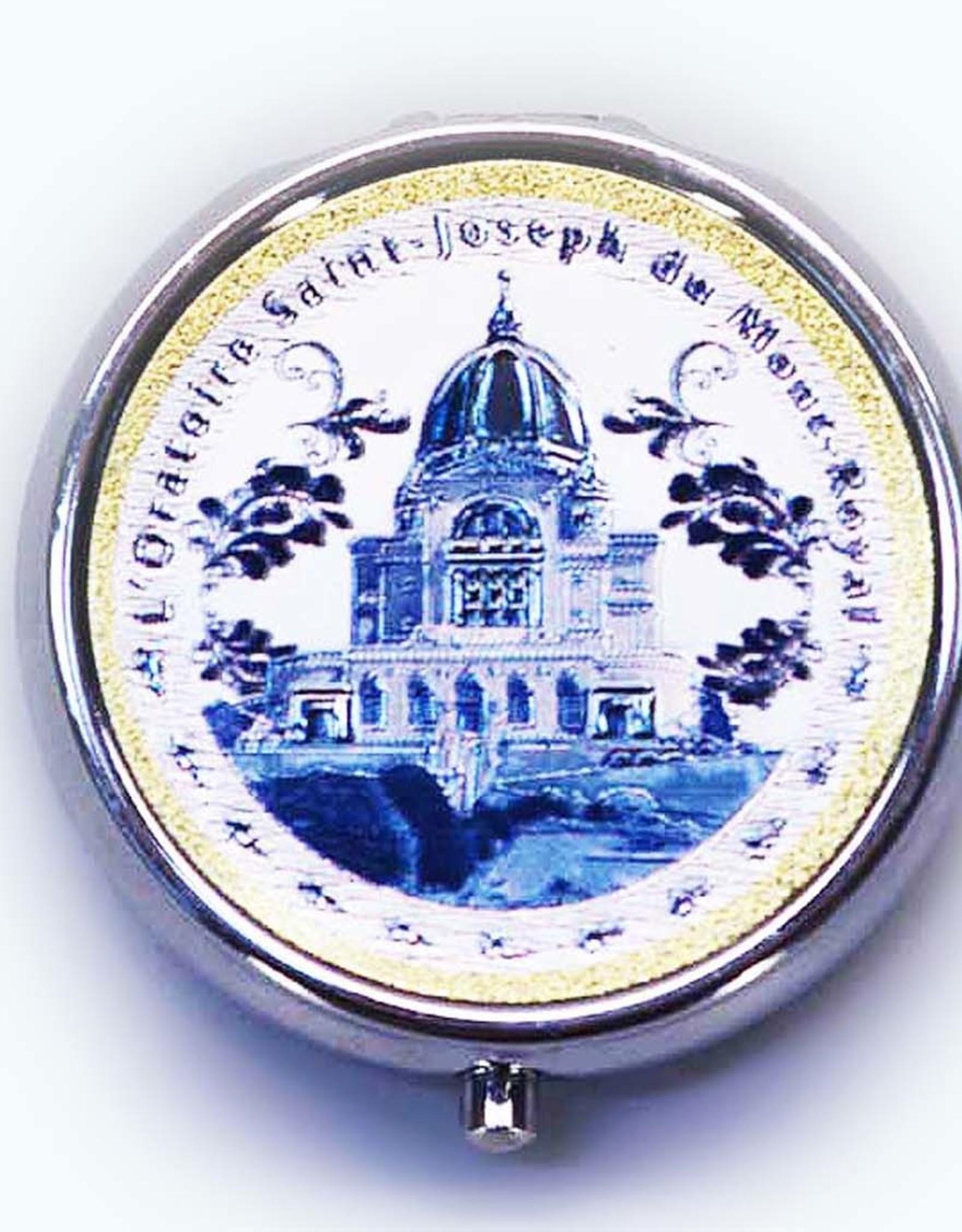 Pill case Saint-Joseph's Oratory