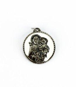 L'Oratoire Saint-Joseph du Mont-Royal Medal Saint Joseph and Oratory white or green