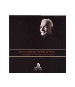 Société Métropolitaine du Disque Frère André, un homme de prière (instrumental) (CD)