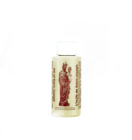 L'Oratoire Saint-Joseph du Mont-Royal Oil of Saint Joseph - 5 bottles of 60ml