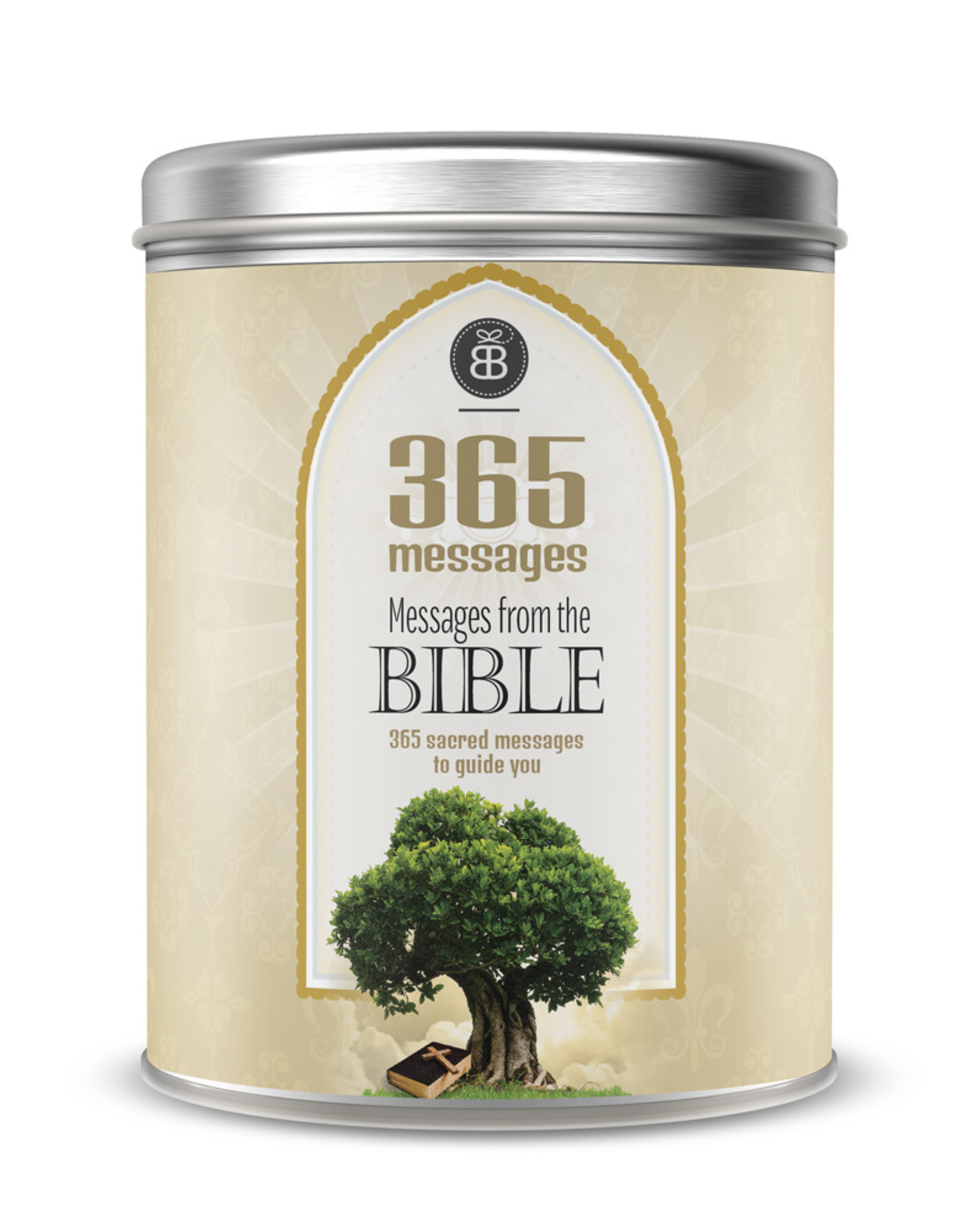 Boîte Bonheur / Box of Joy Can of Joy : Messages from the Bible