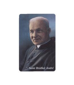 L'Oratoire Saint-Joseph du Mont-Royal Saint Brother André prayer card