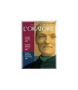 L'Oratoire Saint-Joseph du Mont-Royal Revue L'Oratoire Janvier-Avril 2020 vol.109. no.1