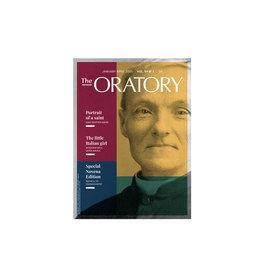 L'Oratoire Saint-Joseph du Mont-Royal The Oratory January-April 2020 vol.94. no.1