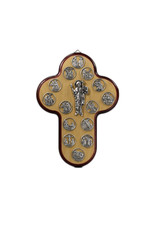 Wooden cross ''Stations of the cross''